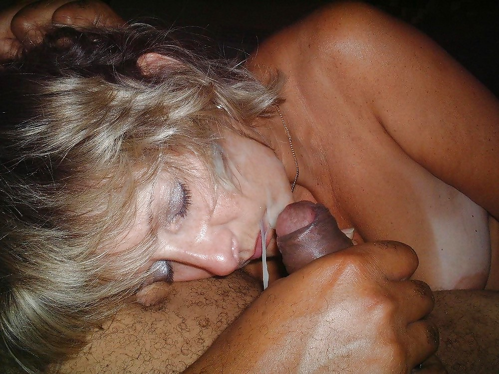 Black chick squirting cum