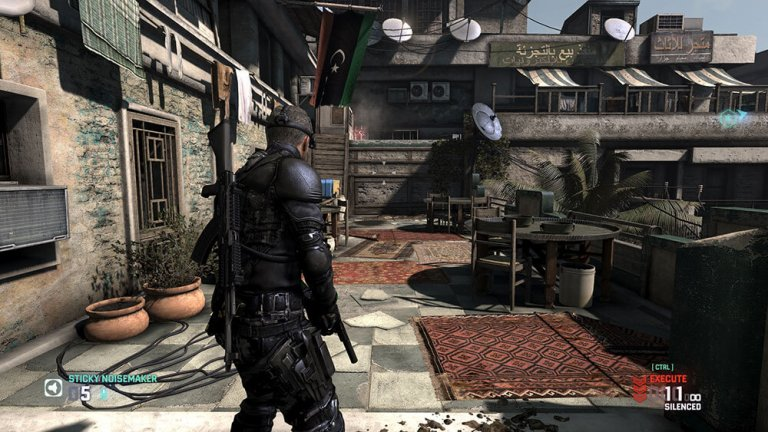 Tom Clancy's Splinter Cell: Blacklist - Deluxe Edition v