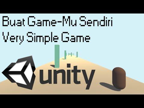 Tutorial Unity - Membuat Game Lengkap (Episode 1