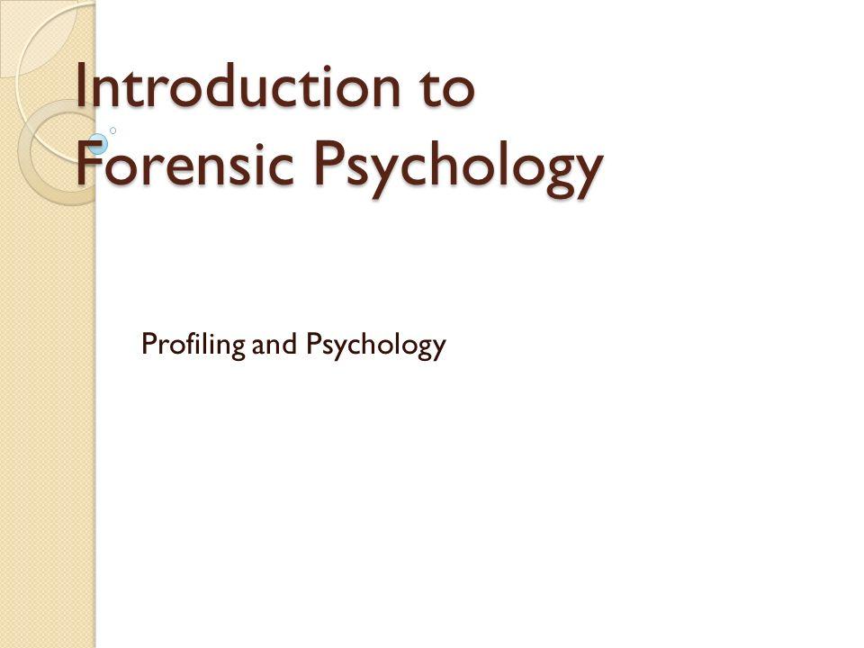 Write my forensic psychology dissertation