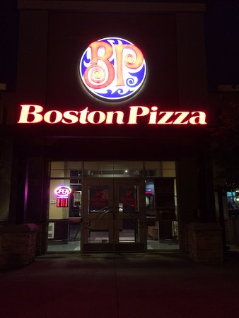 Boston pizza payday