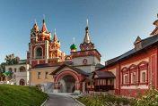 Хор Саввино-Сторожевского монастыря Тихая обитель
