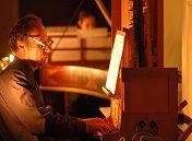 Фестиваль клавирной музыки «Hexachordum Apollinis»: Григорий Варшавский (орган)