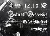 Totalselfhatred, Nocturnal Depression