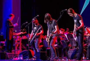 «Metallica Show S&M Tribute»