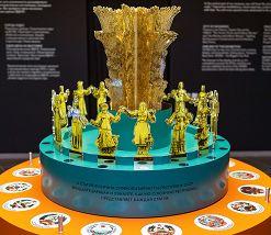 Экскурсия по экспозиции Музея ВДНХ