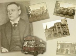 Экскурсия на трамвае «302-БиС». Архитектурные сокровища Москвы: город Шехтеля
