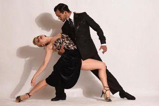 Танго и джаз.Две страсти, две стихии
