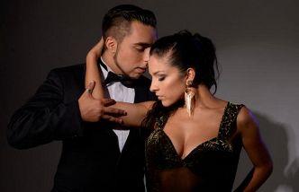 Легенды мирового танго. ОТКРЫТИЕ