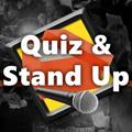 Юмористическое шоу Quiz & Stand Up